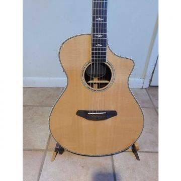 Custom Breedlove Stage Concert 2015? Gloss Natural Electric/acoustic New