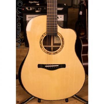 Custom Muth Brazilian Rosewood Hand Built Acoustic