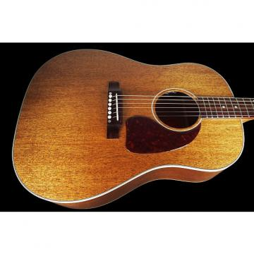 Custom 2016 Gibson J-45 Custom Shop Limited Edition Genuine Mahogany Top, Back & Sides ~ Antique Natural