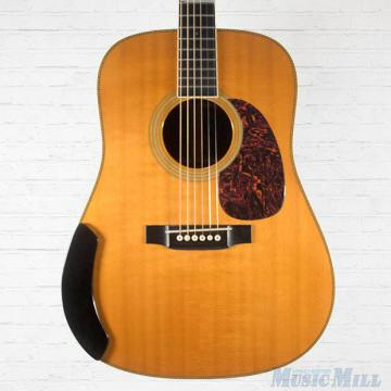 Custom 2003 Martin Custom Shop HD-28V Dreadnought Acoustic Guitar Natural Aging Toner + Bindings! w/OHSC