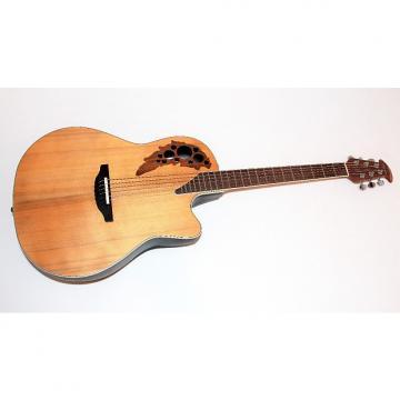 Custom Ovation 1778TX 4CS Acoustic Electric Guitar w/ Gig Bag