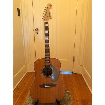 """Custom Fender Kingman Elvis Presley Gloss Spruce and """"wildwood"""""""