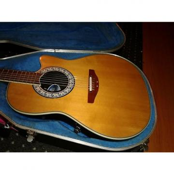Custom Ovation Ultra Deluxe With Hard Case