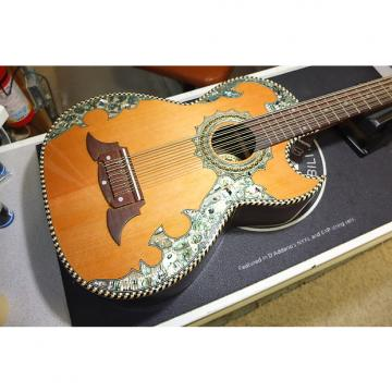 Custom Paracho Elite Alvarado 2010 natural gloss