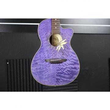 Custom Luna Flora Passion Flower 2017 Purple