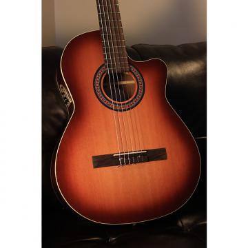 Custom La Patrie By Godin Hybrid CW Nylon-String Acoustic-Electric Guitar Sunburst