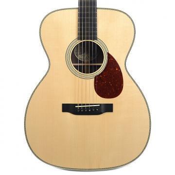 "Custom Collings OM2HA Orchestra Model w/Adirondack Spruce Top & 1-3/4"" Nut (Serial #26801)"