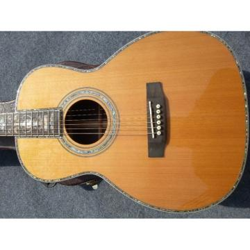Custom Shop Martin Natural 45 Classical Acoustic Guitar Sitka Solid Spruce Top With Ox Bone Nut & Saddler