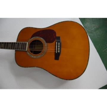Custom Shop Martin D45 Acoustic Guitar
