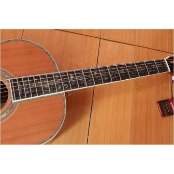 Custom martin strings acoustic Shop guitar martin Martin martin guitars D45 martin guitar strings acoustic 1833 martin d45 Cedar Wood Body Acoustic Guitar Sitka Solid Spruce Top With Ox Bone Nut & Saddler