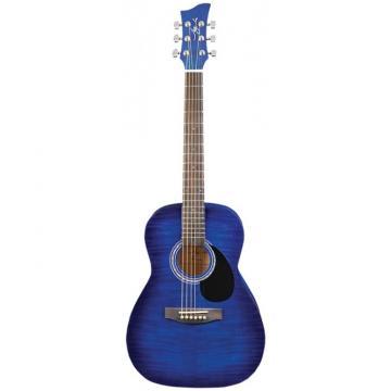 Jay martin d45 Turser dreadnought acoustic guitar JJ-43F martin guitar case Series martin guitar 3/4 martin guitar accessories Size Acoustic Guitar Blue Sunburst