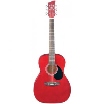 Jay guitar strings martin Turser martin acoustic strings JJ-43 martin guitar strings Series martin acoustic guitars 3/4 martin Size Acoustic Guitar Trans Red