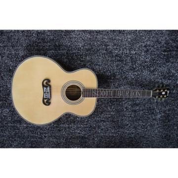 Custom martin guitar SJ200 guitar strings martin Project acoustic guitar martin Real martin acoustic strings Wood martin acoustic guitar strings Spruce Top Acoustic Electric Guitar Fishman EQ Inlayed Name