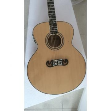 Custom Shop Townshend Acoustic Electric SJ200 Guitar Tree of Life Inlay
