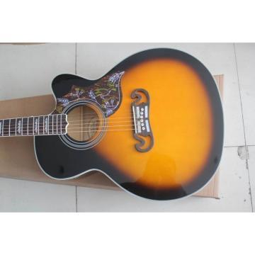 Custom guitar strings martin Shop martin guitars acoustic SJ200 guitar martin Sunburst acoustic guitar martin Acoustic acoustic guitar strings martin Guitar