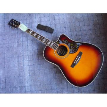 Custom acoustic guitar strings martin Shop martin guitar Hummingbird martin guitars Dove martin guitar strings Tobacco guitar martin Acoustic Guitar