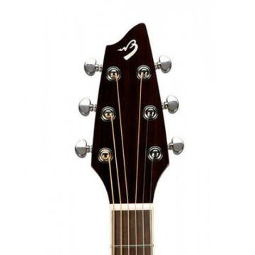 Breedlove Model Stage C25/SRe Acoustic Electric Guitar W/ Hard Case