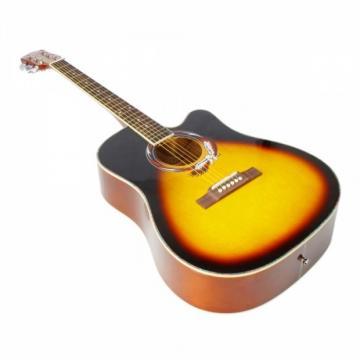 """Beginner guitar strings martin 41"""" martin strings acoustic Cutaway acoustic guitar martin Folk martin guitar strings acoustic Acoustic dreadnought acoustic guitar Wooden Guitar Sunset Red"""