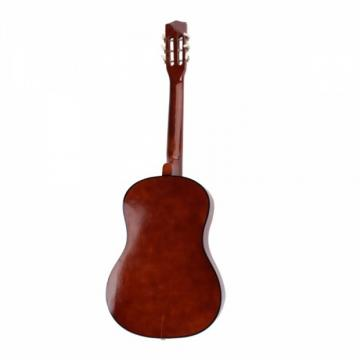 """38"""" acoustic guitar strings martin Classical martin Acoustic martin acoustic guitar strings Guitar guitar martin Brown martin guitar case with Freebies Ship From US Warehouse"""