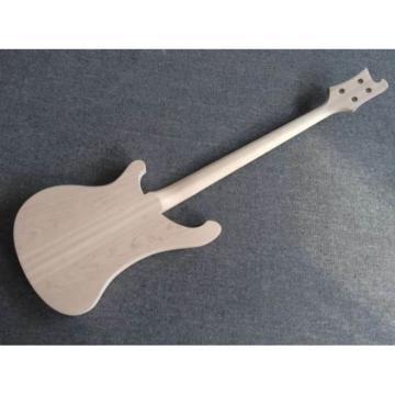 Sean Heim Project Maple Unfinished Neck Thru Body 4003 Rickenbacker Bass