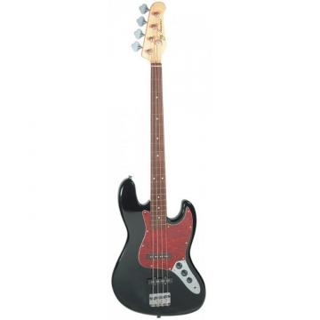 Jay Turser JTB-402 Series Electric Bass Guitar Black