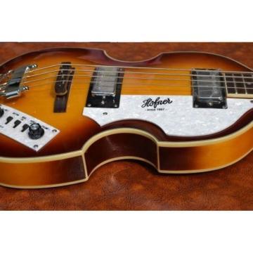 Custom Shop Vintage 1962 Reissue Hofner 500 Bass Guitar
