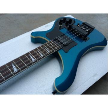 Custom Shop Royal Blue Rickenbacker 4003 Electric Bass