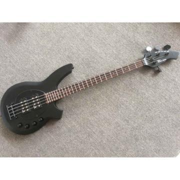 Custom Shop Passive Wilkinson Pickups Bongo Music Man Black 4 String Bass