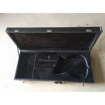 Custom Shop Rickenbacker Black 330 Guitar