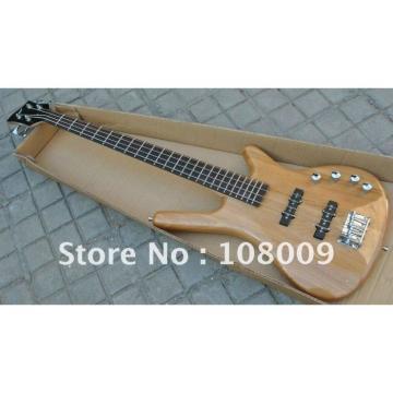 Custom Shop Natural Warwick Electric Bass