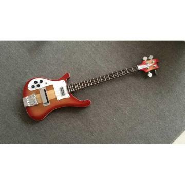 Custom Shop Left Handed Rickenbacker Fireglo 4001 Bass