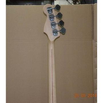 Custom Shop Crystal Acrylic 4 String P Bass