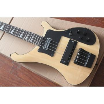 Custom Shop 4003 Rickenbacker Natural Bass