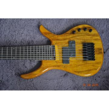 Custom Shop 7 String H & S Passive Pickups Electric Bass