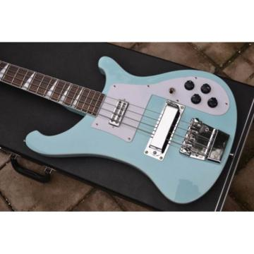 Custom Rickenbacker 4003 Sky Blue Bass