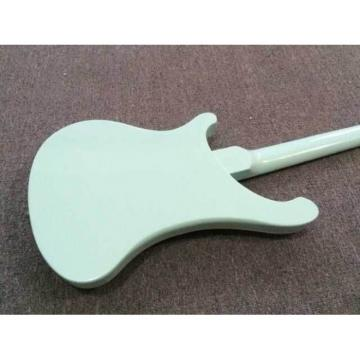 Custom Made Sea Foam Green 4003 4 String Bass