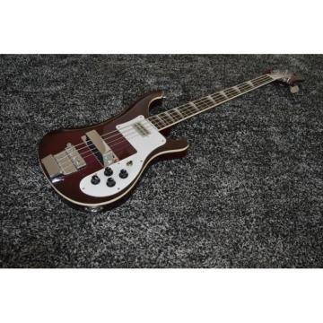 Custom Made Purpleglo 4003 4 String Electric Bass