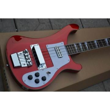 Custom Fireglo Rickenbacker Red 4003 Bass