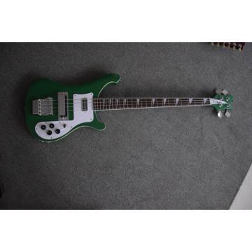 Custom Build Rickenbacker Green 4003 Bass 24 Frets