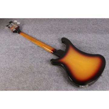 Custom 4003 Shop Rickenbacker Tobacco Burst 4 String Bass