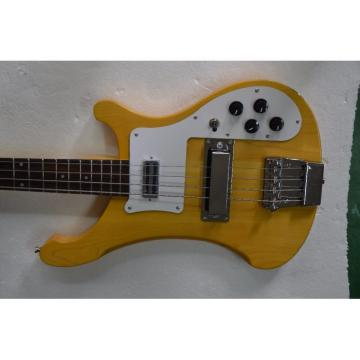 Custom 4003 Natural No Bindings Bass