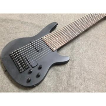 Custom Shop 10 String Electric Bass Black Color