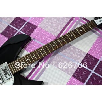 Rickenbacker 381 Jetglo Bigsby Electric Guitar