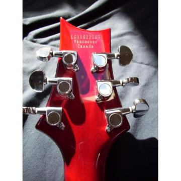 Red Jimmy Logical Electric Guitar