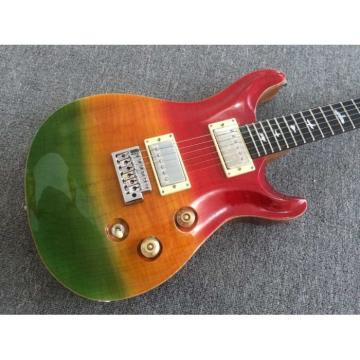 Project PRS Al Di Meola Prism Electric Guitar Extended Green