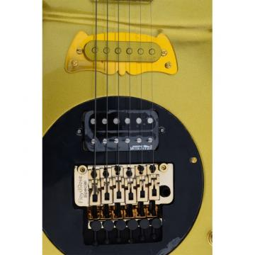 Project Custom Shop Gold Prince 6 String Love Electric Guitar Left/Right Handed Option