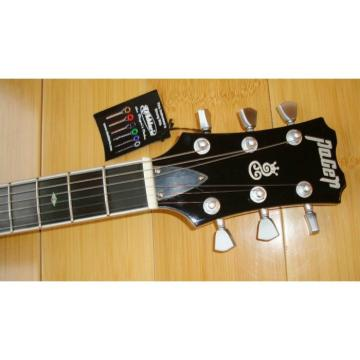 Pacer Brand Electric Guitar Handmade Mother Pearl Inlay Design MOP