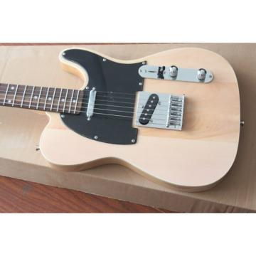 Natural American Fender Telecaster Electric Guitar