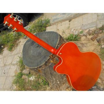 Nashville Gretsch Orange Falcon Electric Guitar