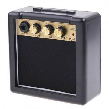 Mini Electric Guitar Amp Amplifier PG 5 5W 9V
